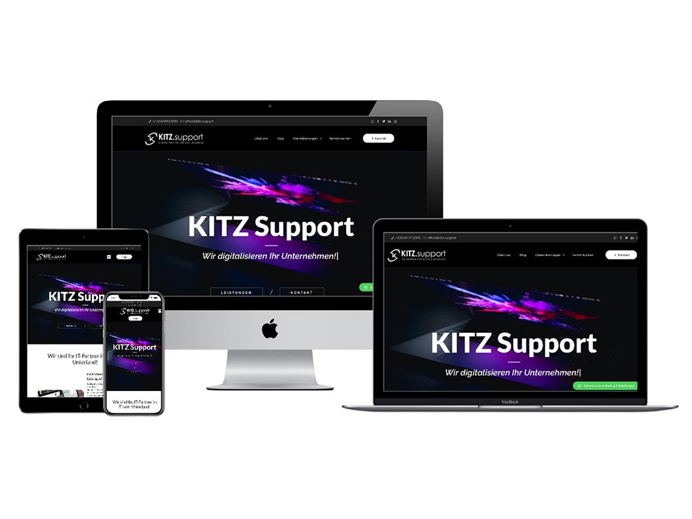 Webseite online bilder